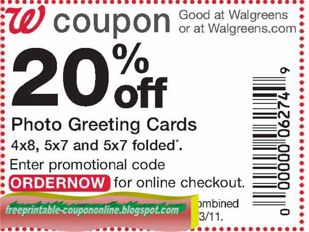 Printable Coupons 2017: Walgreens Coupons