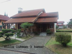 Villa Di Lembang Murah MUdah Dan Nyaman Untuk Liburan
