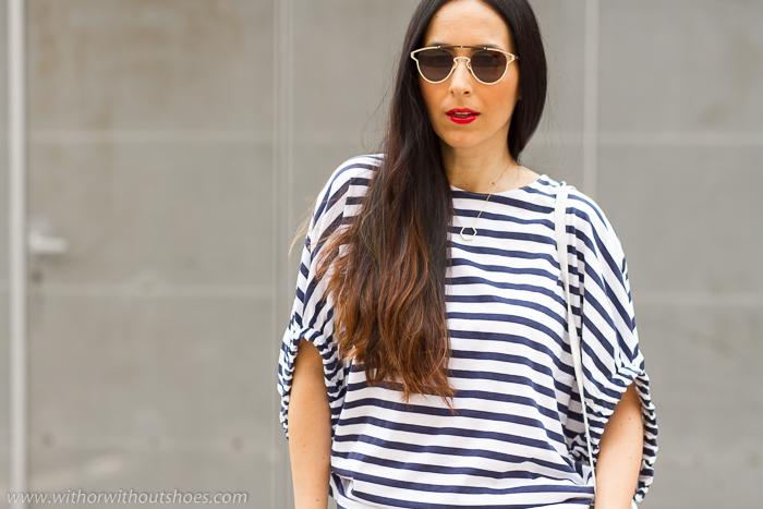 Blogger influencer de Valencia de moda consejos para vestir los jeans mas comodos y que mejor sientan