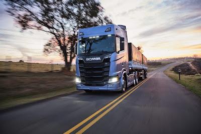 Scania lança oficialmente nova geração de caminhões
