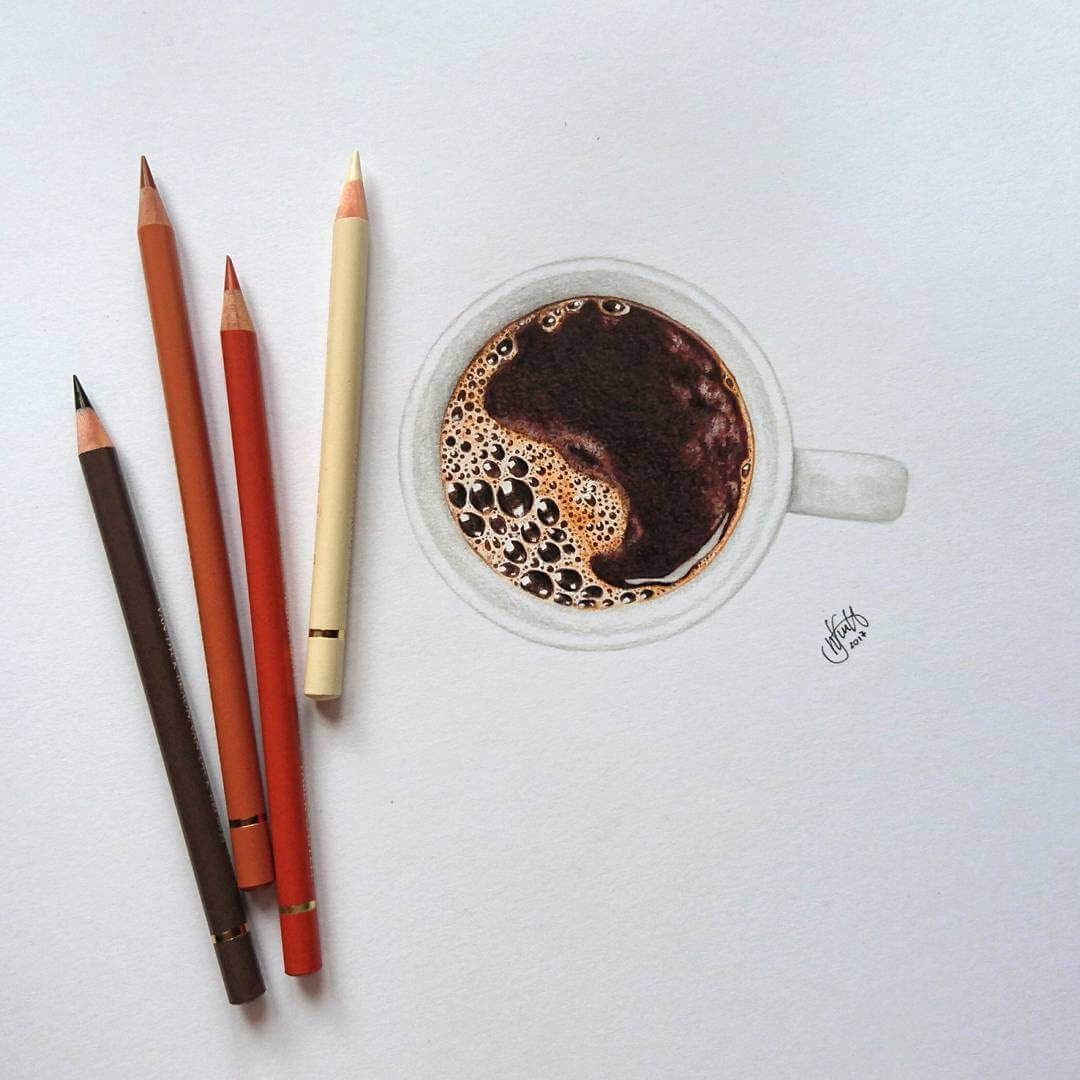 09-Black-Coffee-J-Wuiz-Animals-and-Food-Art-Pencil-Drawings-www-designstack-co