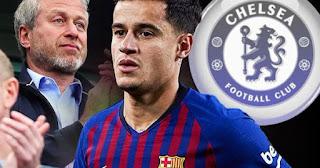 Chelsea ta sayi dan was an Barcelona akan euro miliyan 100 (Philippe Coutinho)