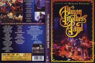THE ALLMAN BROTHERS BAND - LIVE AT THE BEACON THEATRE IN 2003
