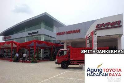 Lowongan Kerja Pekanbaru :PT. Agung Automall November 2017