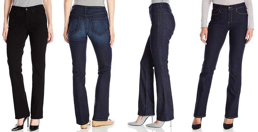NYDJ Billie Mini Bootcut Jeans $57 (reg $114)