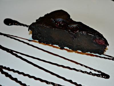 Toby Carvery, vegan dessert