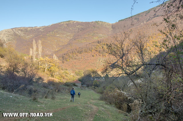Планинарска патека Св. Ана - Маловиште