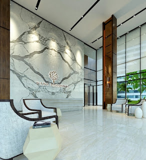 Wang Residence Lobby