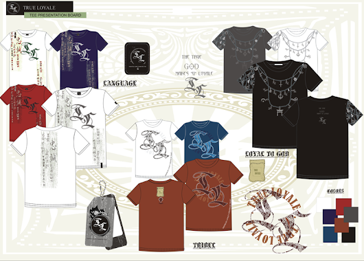 Graphic T-shirt Designs Categories