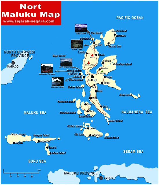 image: Map of Maluku