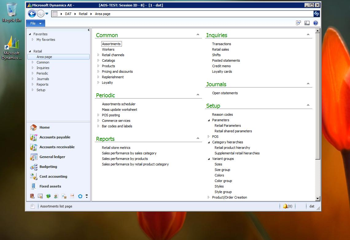 Microsoft Dynamics AX for Techies: Publish Dynamics AX