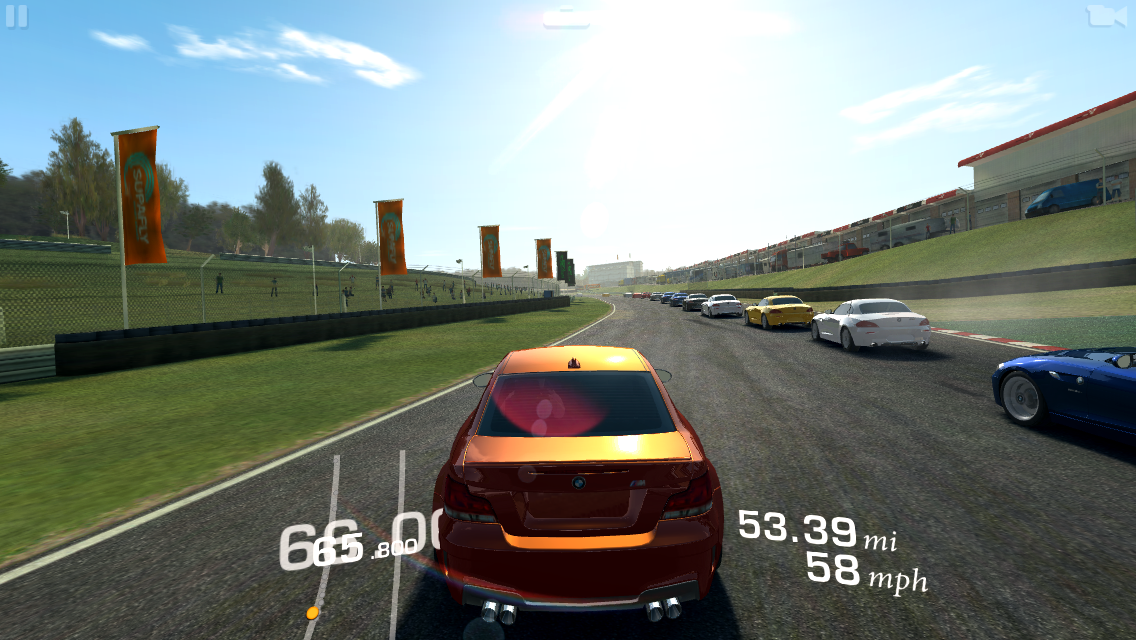Real Racing 3 For Xperia C Games For Xperia C