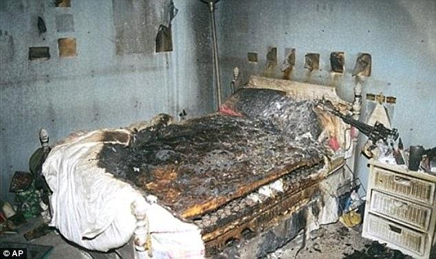 fotografije uništenog doma