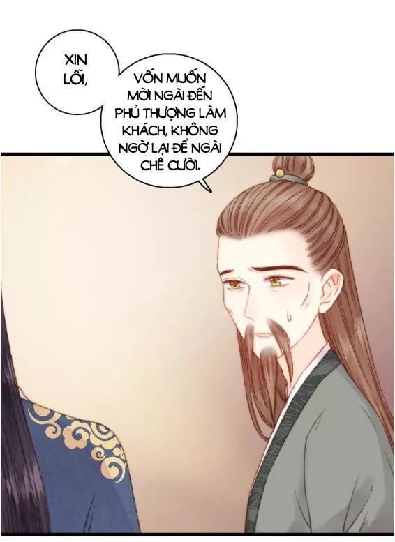 Nàng Phi Cửu Khanh - Thần Y Kiều Nữ chap 18 - Trang 10