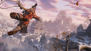 Sekiro: Shadows Die Twice PS Vita Wallpaper