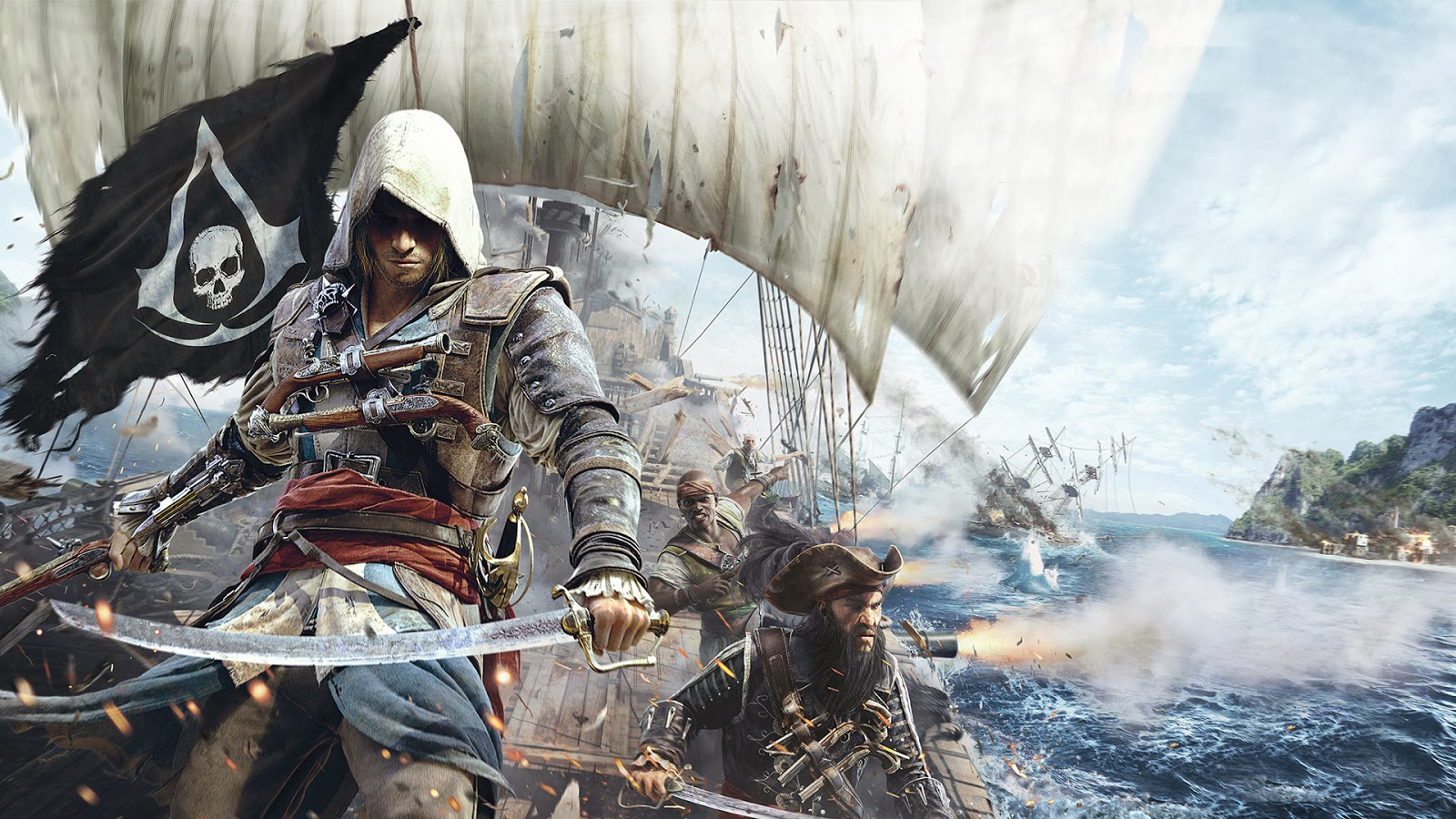Big Gaming News For Big Gamers Assassin S Creed 4 Drops To 30