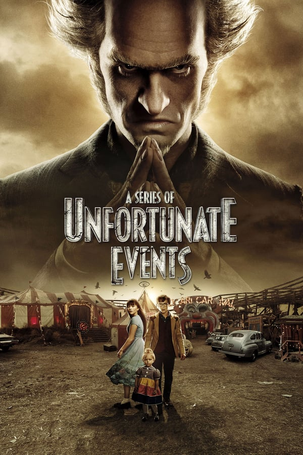 Descargar Una Serie de Eventos Desafortunados (A Series of Unfortunate Events) Latino HD Serie Completa por MEGA