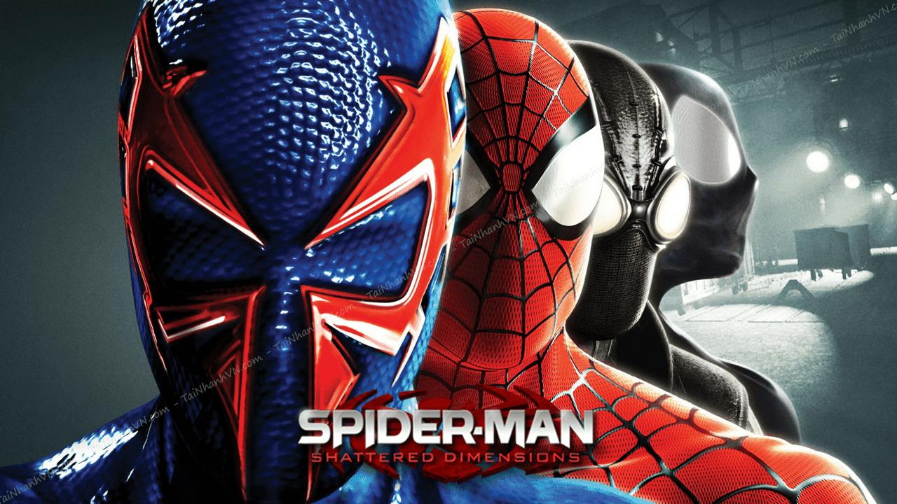 Link Tải Game Spider-Man Shattered Dimensions Free Download