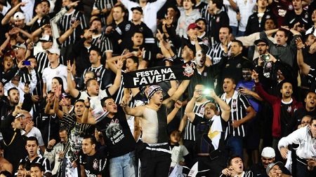 Assistir Patriotas x Corinthians AO VIVO 28/06/2017