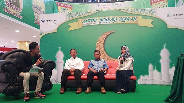 AMITRA Kunjungi Makassar
