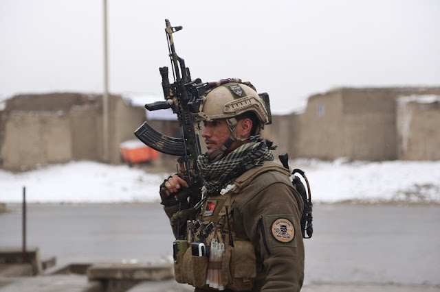 11 Afghan troops die in IS attack