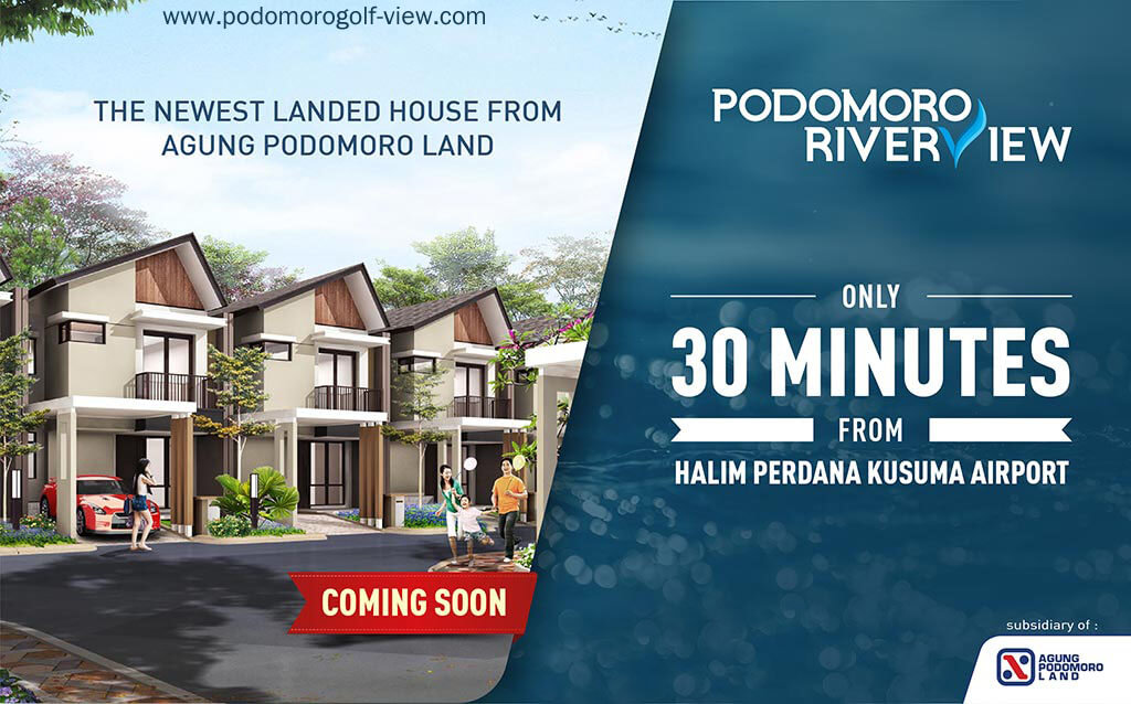 Launching Rumah Podomoro River View