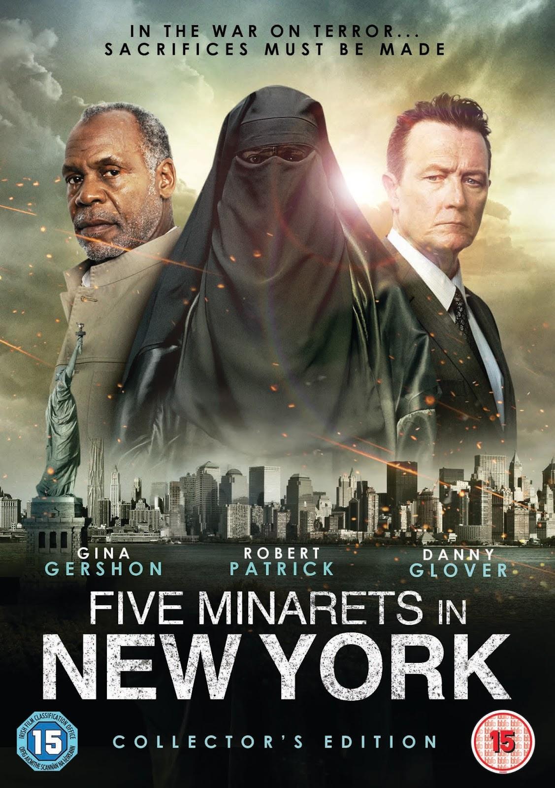 Five Minarets in New York โค้ดรหัสเพชฌฆาตล่าพลิกนรก [HD][พากย์ไทย]
