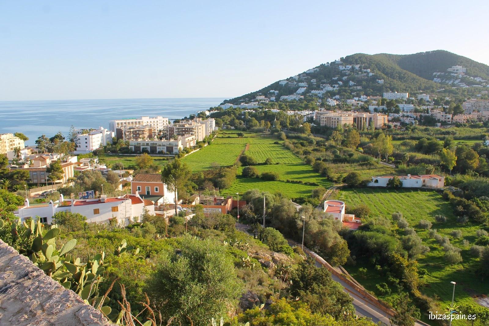 Mirador de Santa Eulalia Ibiza