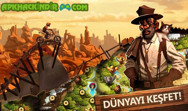 Trials Frontier 5.1.0 apk