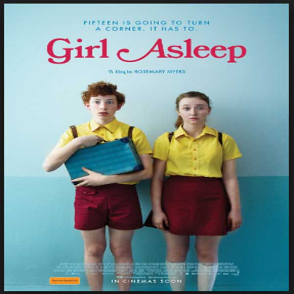 Girl Asleep, Film Girl Asleep, Girl Asleep Synopsis, Girl Asleep Trailer, Girl Asleep Review, Download Poster Film Girl Asleep 2016