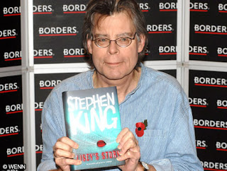 stephen king writing tips