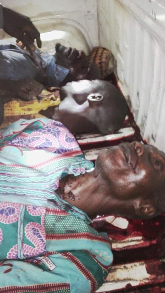 Graphic: Fulani herdsmen slaughter 5 Kwara State farmers