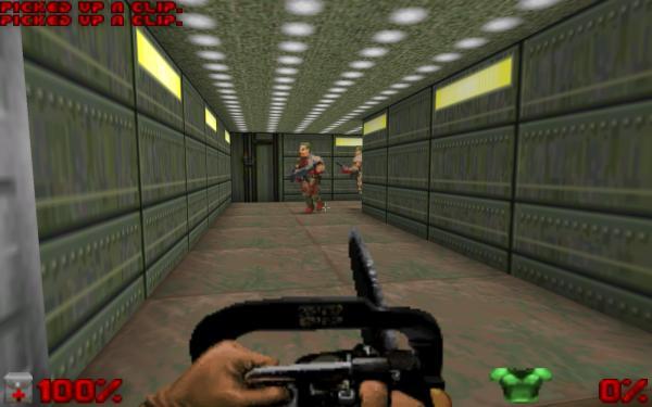 Juegos Indie De Terror Y Mas Doom 1 Y 2 Full Abandonware