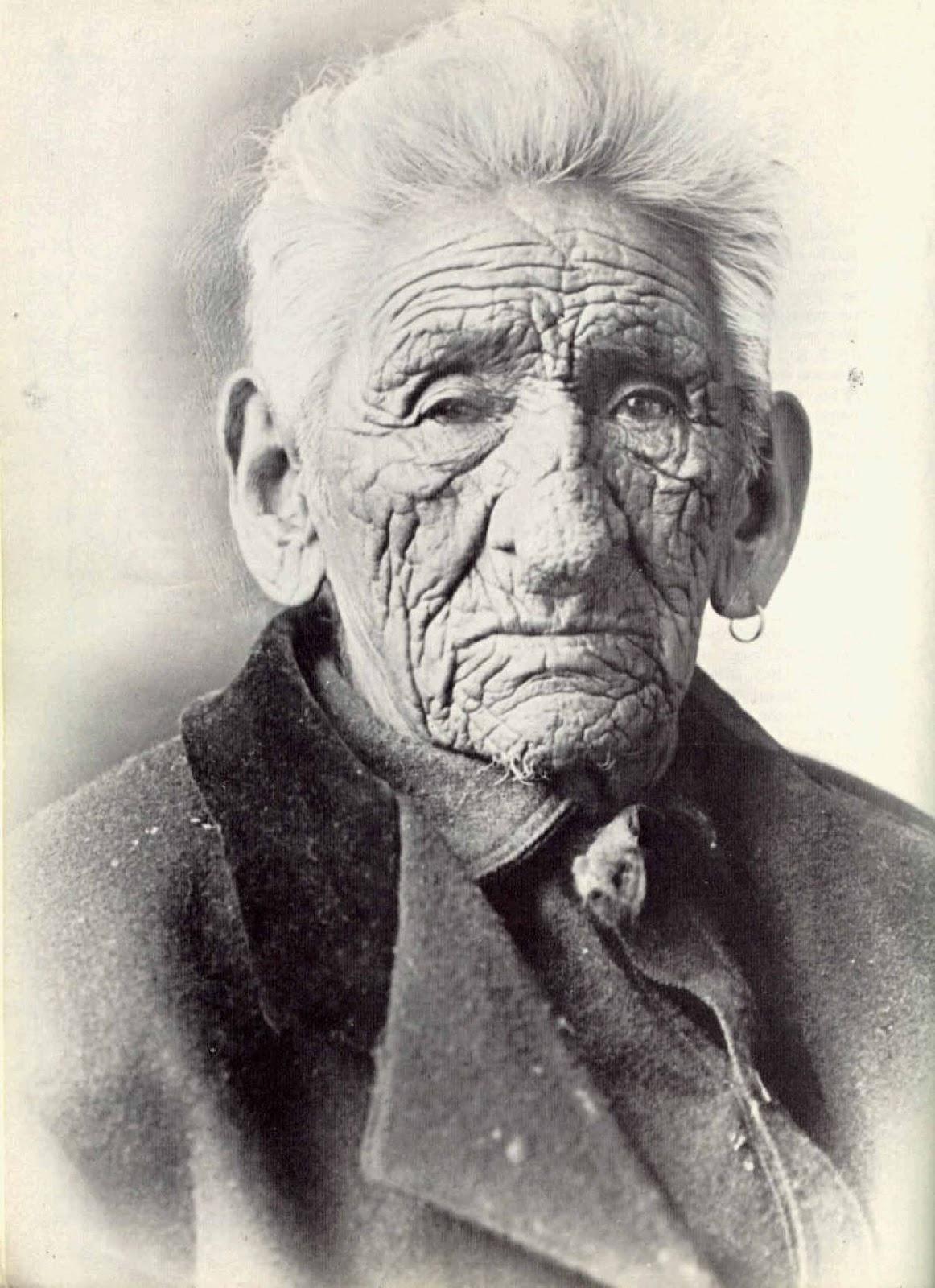 chief john smith 3 - Possivelmente estes senhores foram - A pessoa mais velha do mundo