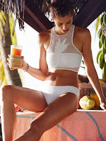 Taylor Hill sexy bikini body photo shoot for Victoria's Secret swimwear models