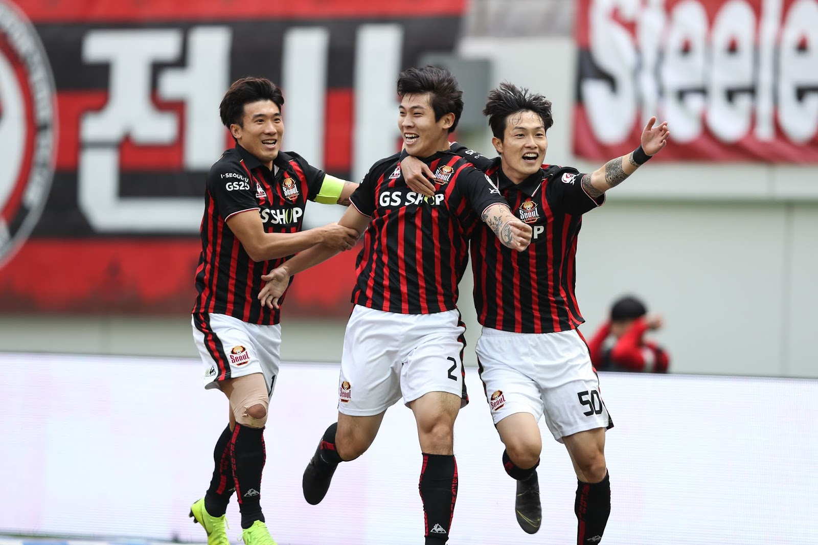 Recap: FC Seoul 2-0 Pohang Steelers Match Report K League 1 Hwang Hyun-soo