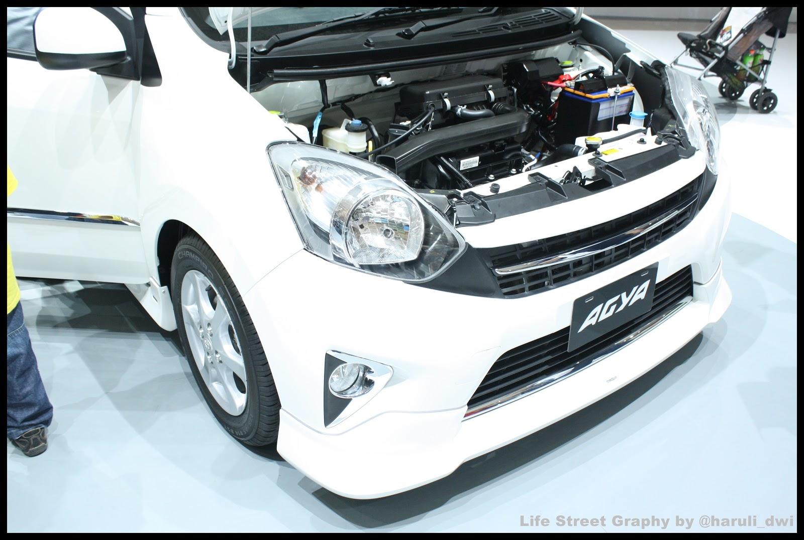 New Agya Trd Sportivo Olx Grand Avanza 2016 Iims 2012 Toyota Section Life Street Graphy