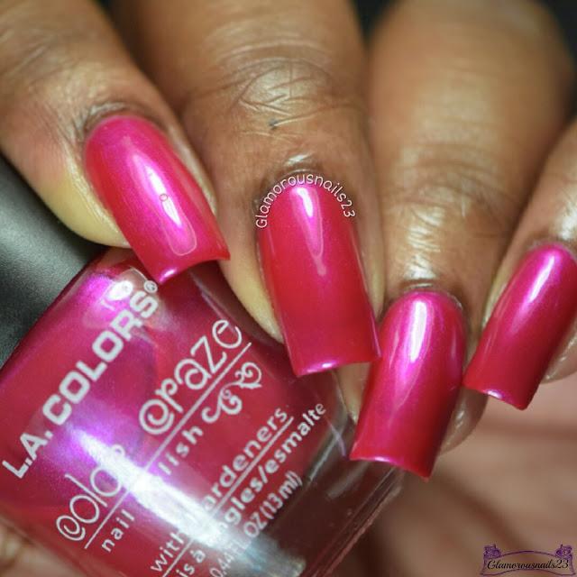 L.A. Colors Paradise Pink