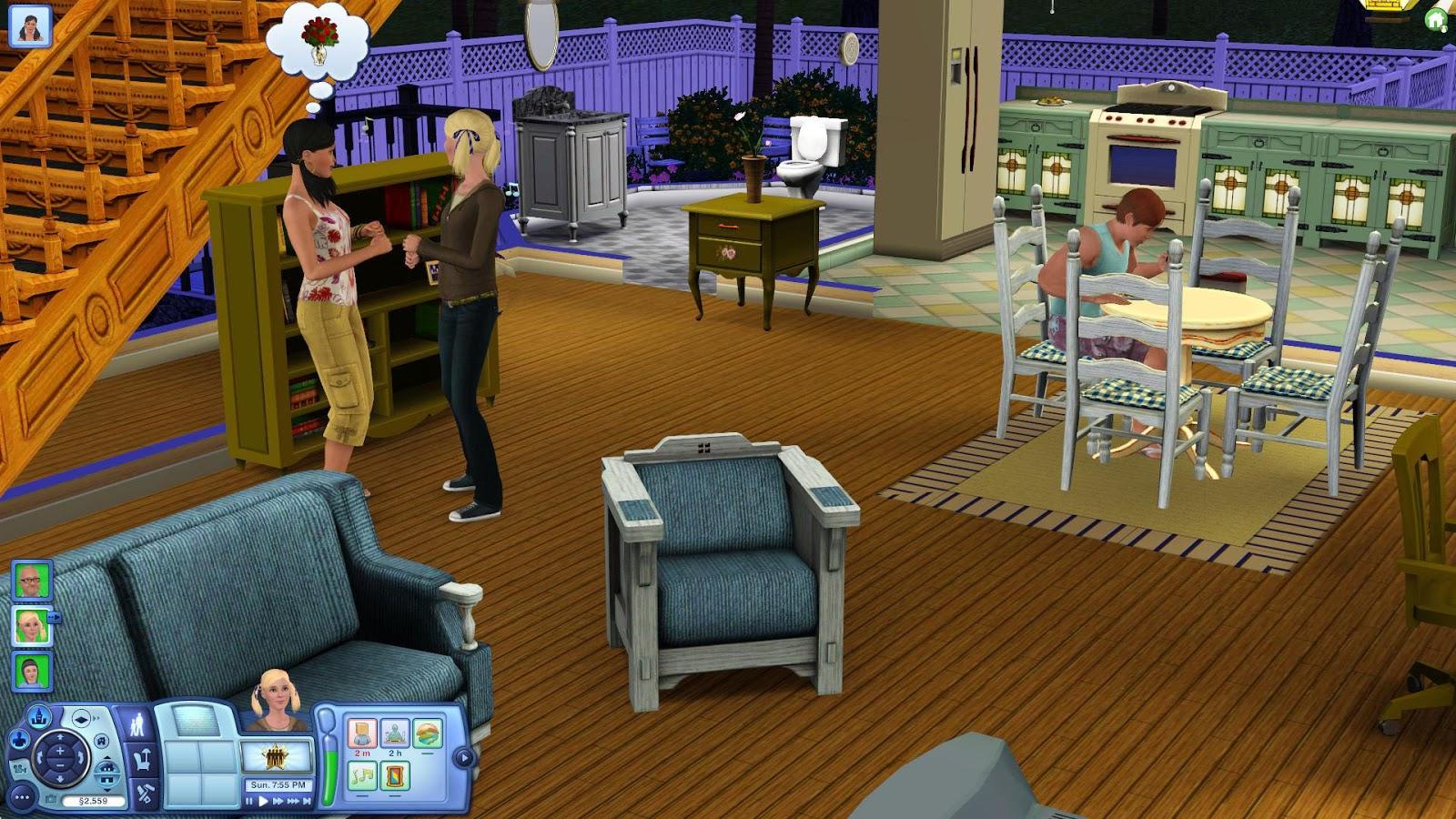 تحميل لعبة the sims 4 مع جميع الاضافات