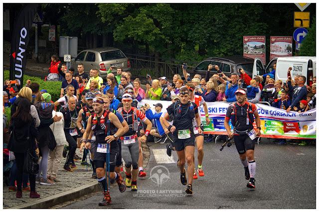 Wspólny start biegu na 240 i 130km