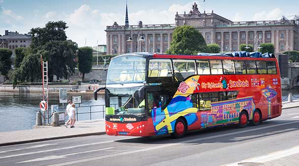 Paris Hop on Hop off Sightseeing Bus Tours