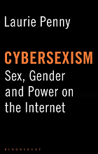 Cybersexism by Laurie Penny book cover