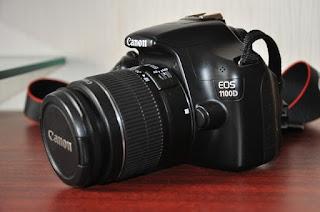 Harga Kamera Canon EOS 1100D Terbaru 2016
