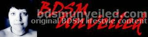 BDSM unveiled - original BDSM lifestyle content - Michelle Fegatofi