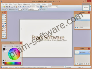 Free Download Paint.NET 3.5.11 MediaFire Terbaru 2013