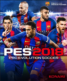 Pro Evolution Soccer 2018 (PES 18) PC Full Español [Mega] [Google Drive]