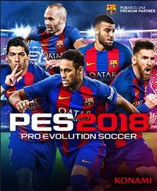 Pro Evolution Soccer 2018 (PES 18) PC Full Español [Mega] [Google Drive]