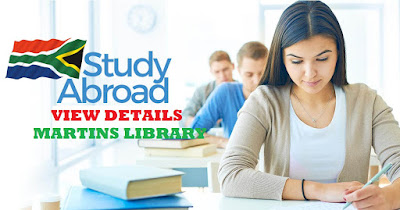 Study in South Africa for International Student & Scholarships | Admission Requirement Guide