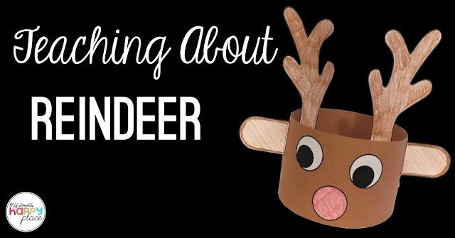 Reindeer antlers hat for kindergarten