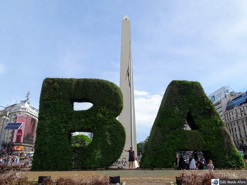 Obelisco - Roteiro - 5 dias em Buenos Aires, Argentina